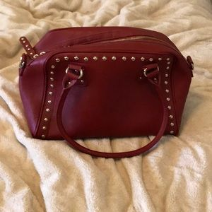 Hot red purse for any occasion!
